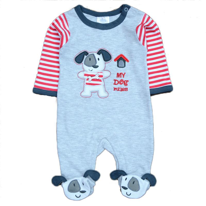 c9ef6d062 Newborn Long Sleeve Baby Romper - free shipping worldwide