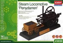 Academia 18133 locomotora de vapor PENYDARREN modelo de trabajo KIT
