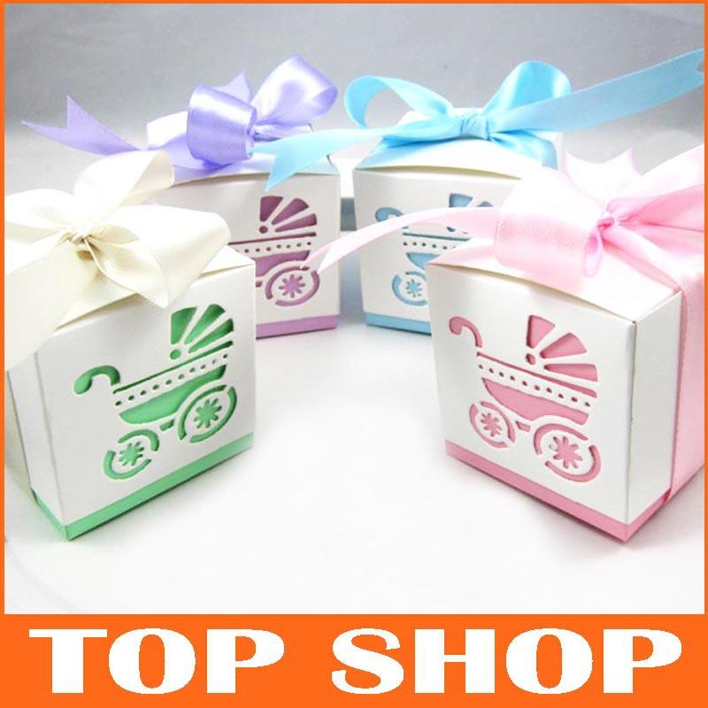Коробочка для подарка в виде конфеты