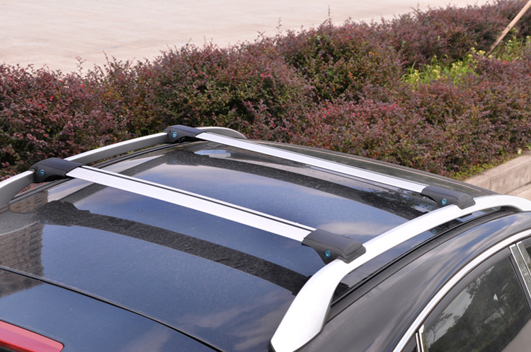 Roof Racks Subaru Outback >> Subaru Forester Tribeca Outback XV modified special aluminum alloy ultra quiet roof rack-in Roof ...
