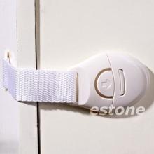P80 5pcs Lot New Baby Kids Child Toddler Safety Door Lock Fridge Drawer Toilet Cupboard