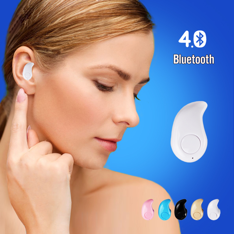 Smallest Mini Bluetooth Wireless Earbud Earphone Headphone Headset for iPhone 5 6 Telephone Fone de Ouvido Audifonos Auriculares(China (Mainland))