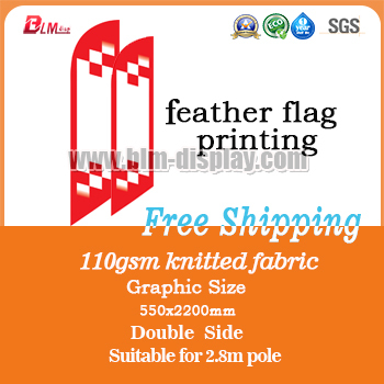 Free shipping to USA Canada Germany Australia European countries Advertising Beach Flag Alying Banner Bow Blade Flag(China (Mainland))