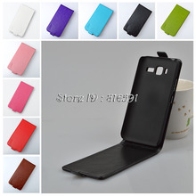 Lenovo A916 Case J&R Brand Vertical Phone Bags Flip Cover PU Leather Case for Lenovo A916