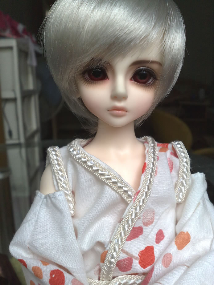 1/4 scale 43cm  BJD nude doll DIY Make up,Dress up SD doll.LUTS Girl .not included Apparel and wig<br><br>Aliexpress