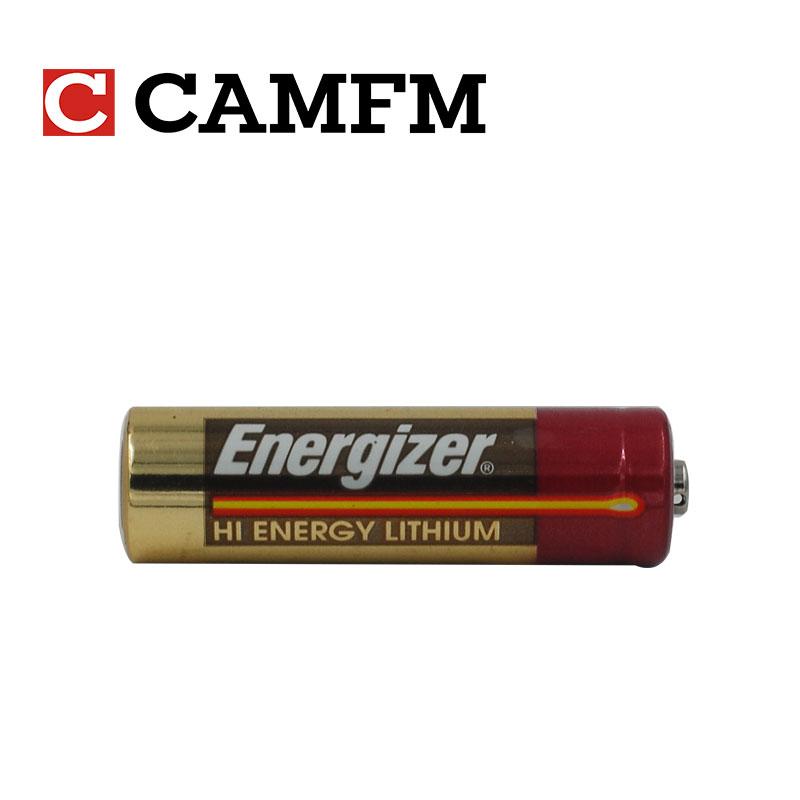 The original Energizer HI ENERGY Lithium L91 1.5V energizer AA lithium battery(China (Mainland))