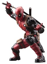 2016 Marvel X-men Deadpool PVC 20cm Boxed Doll Action Figure Toys Gift(China (Mainland))