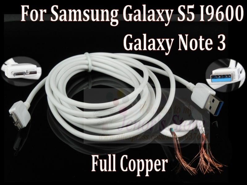 Кабель для мобильных телефонов OEM 3M /usb 3.0 Samsung S5 I9600 Note3 3 , 50pcs/lot Micro USB 3.0 Cable держатель для мобильных телефонов samsung s5 i9600