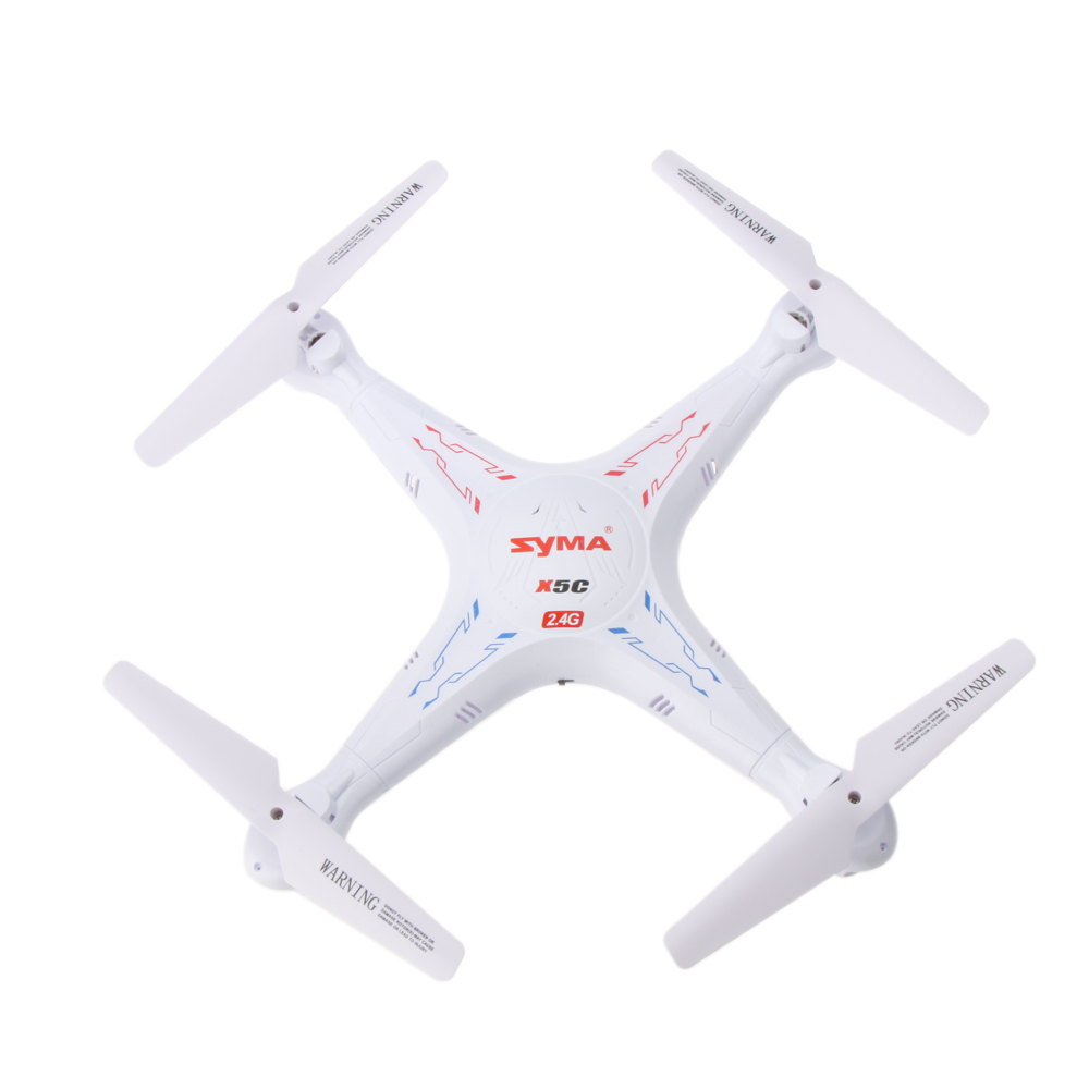 Original SYMA X5C X5C-1 4CH 6-Axis Gyro Remote Control RC Quadcopter Plane Helicopter Toys Drone Without Camera & Transmitter(China (Mainland))