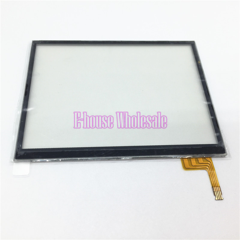 [5PC/ LOT] High Quality Transparent Touch Screen Replacement for NDSL for Nintendo DS Lite Game Console(China (Mainland))