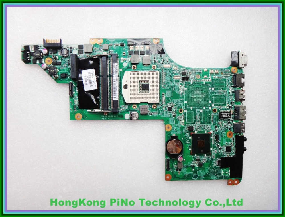 Free Shipping 615281-001 Motherboard for HP DV6 DV6-3000 laptop motherboard 100% Tested 60 days warranty<br><br>Aliexpress