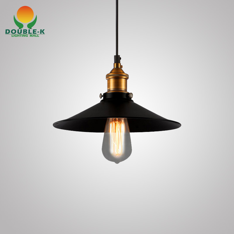 North American Style Vintage Countryside Edison Bulb 110-240V,E26/E27,Pendant Lamp Bar Lights,22CM/26CM/36CM Pendant Lamp(D5030)(China (Mainland))