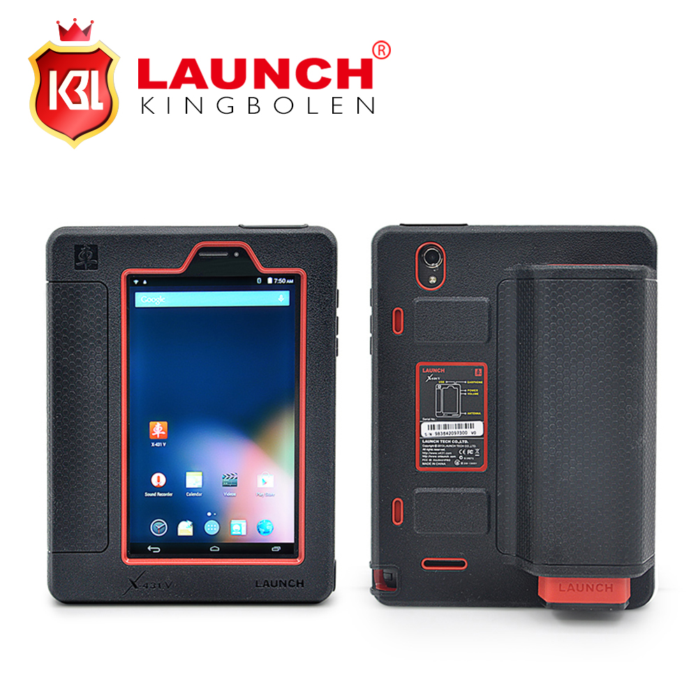 Original Launch X431 V Master Diagnostic Tool Update Via Launch Official Website Launch X-431 V Support WiFi/Bluetooth Free Ship(China (Mainland))
