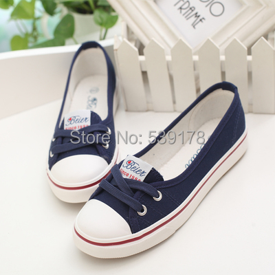 2015 spring summer women fashion sneakers women sneakers canvas shoes women flats breathable shoes sneakers(China (Mainland))