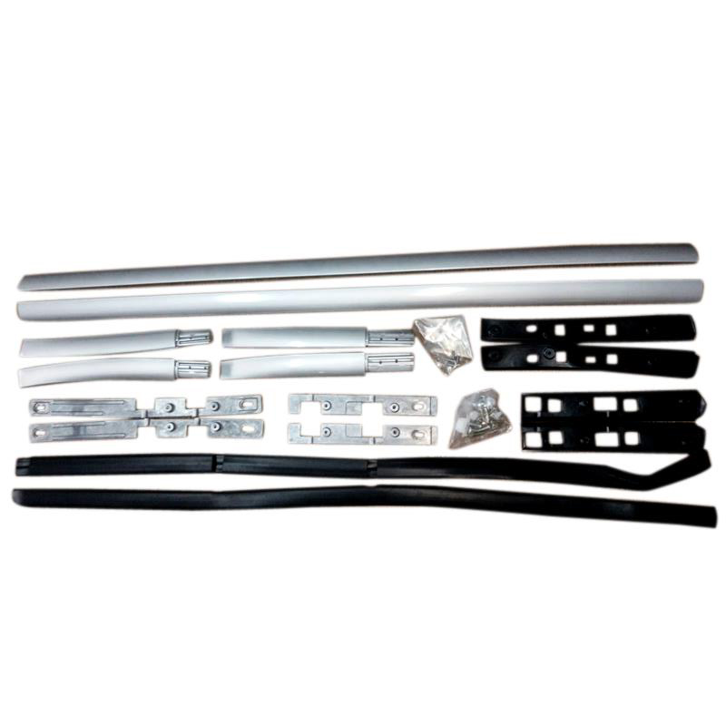 2014 2015 2016 For Nissan Qashqai Top Roof Racks Rails Luggage Carrier Bars Aluminium Alloy with Plastic OEM Factory Style NEW!(China (Mainland))