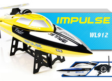 WLtoys WL912 RC Boat Remote Control Toys Boat Radio Control Ship Racing Speed Boat Motor Clipper RC Toy