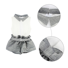 Buy Girls Summer Casual Clothes Set Children Sleeveless T-shirt + Short Pants Girl Suits 2016 Girl Clothing Sets Kids H78 for $5.66 in AliExpress store