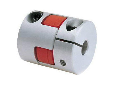6x Jaw Shaft Coupling Spider Flexible Coupler 6.35x 8mm(China (Mainland))