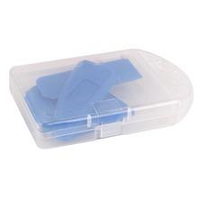 Caulking Tool Kit Sealant Wiper caulking Tool Joint Sealant Silicone Grout Remover Scraper 4PCS Blue by OPP Bag(China (Mainland))
