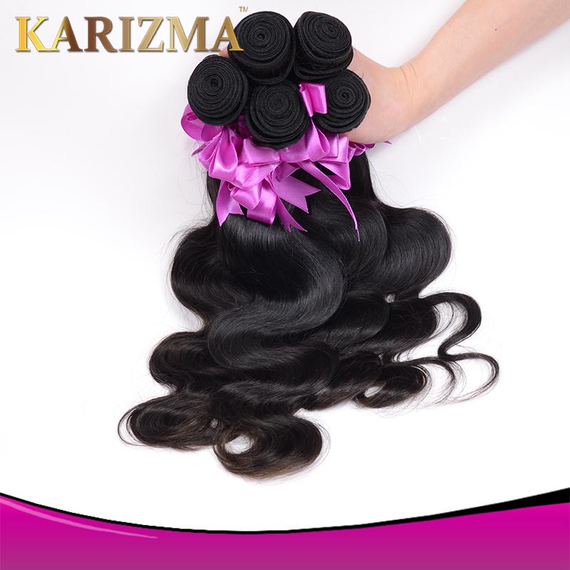 6A  unprocessed human hair  brazilian  virgin body wave 100g/pcs hair weave bundles on sale brazilian body wave no shedding
