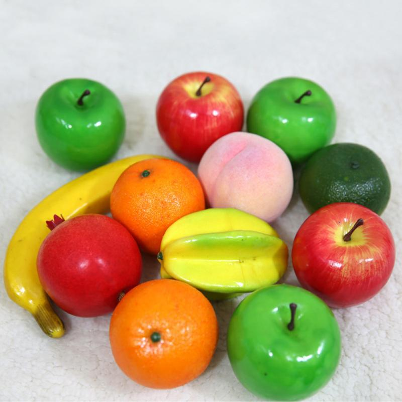 Buy artificial plastic fake fruit home for Artificial fruit for decoration