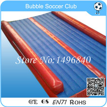 Free Shipping 8x2.7m Inflatable Gym Mat For Gym Training,Inflatable Gymnastic Mats For Sale,Inflatable Tumble Mat(China (Mainland))