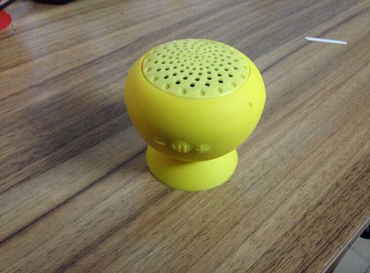 2015 New Wireless Bluetooth Speaker Waterproof Mini Portable Bluetooth Speaker Shower Speaker For Samsung S5 S6