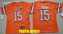 2016 new high quality,Florida Gators Tim Tebow Jeff Driskel Emmitt Smith for YOUTH KIDS,camouflage(China (Mainland))