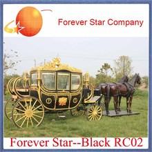 Wheels for Royal princess horse carriage(China (Mainland))