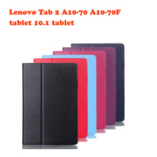 For Lenovo Tab 2 A10-70F case Stand case cover For Lenovo Tab 2 A10-70F A10 70F 10 tablet case newnest