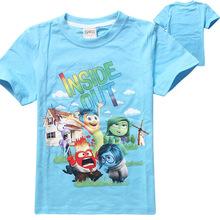 new arrive  Summer Cartoon Girl Children boy short sleeve T shirts Kids Clothes girls 100% Cotton T Shirt gir tops(China (Mainland))