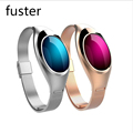 2017 Ladies Fashion Smart Bracelet Z18 IP67 Waterproof Bluetooth Wristbands with 60mah Battery at Wholesale Price