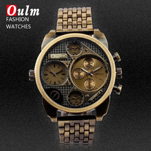 Buy Fashion Luxury Brand Men Full Steel Watch Mens Sport Quartz Watches Antique Male Casual Clock Military Watch Relogio Masculino for $13.26 in AliExpress store