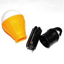 Hot Soft Light Outdoor Hanging LED Camping Tent Light Bulb Fishing Lantern Lamp