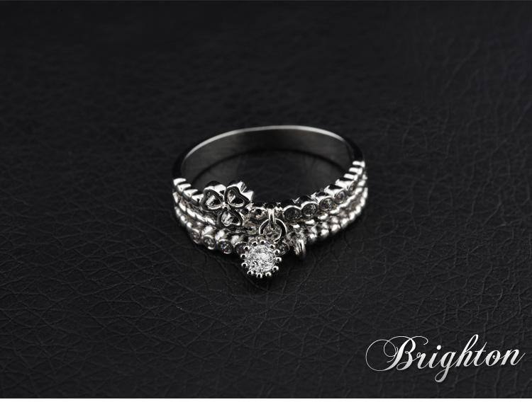 Free/shipping Hot!!! 2015 new fashion new fashion charm Pearl Platinum Rings Pearl Ring(China (Mainland))