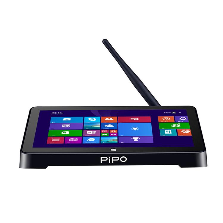 Original 7 inch PIPO X8 Dual OS TV BOX Windows 8.1 Android 4.4 Intel Z3736F Quad Core 2GB+32GB/64GB Mini PC/ScreenTablet HDMI(Hong Kong)