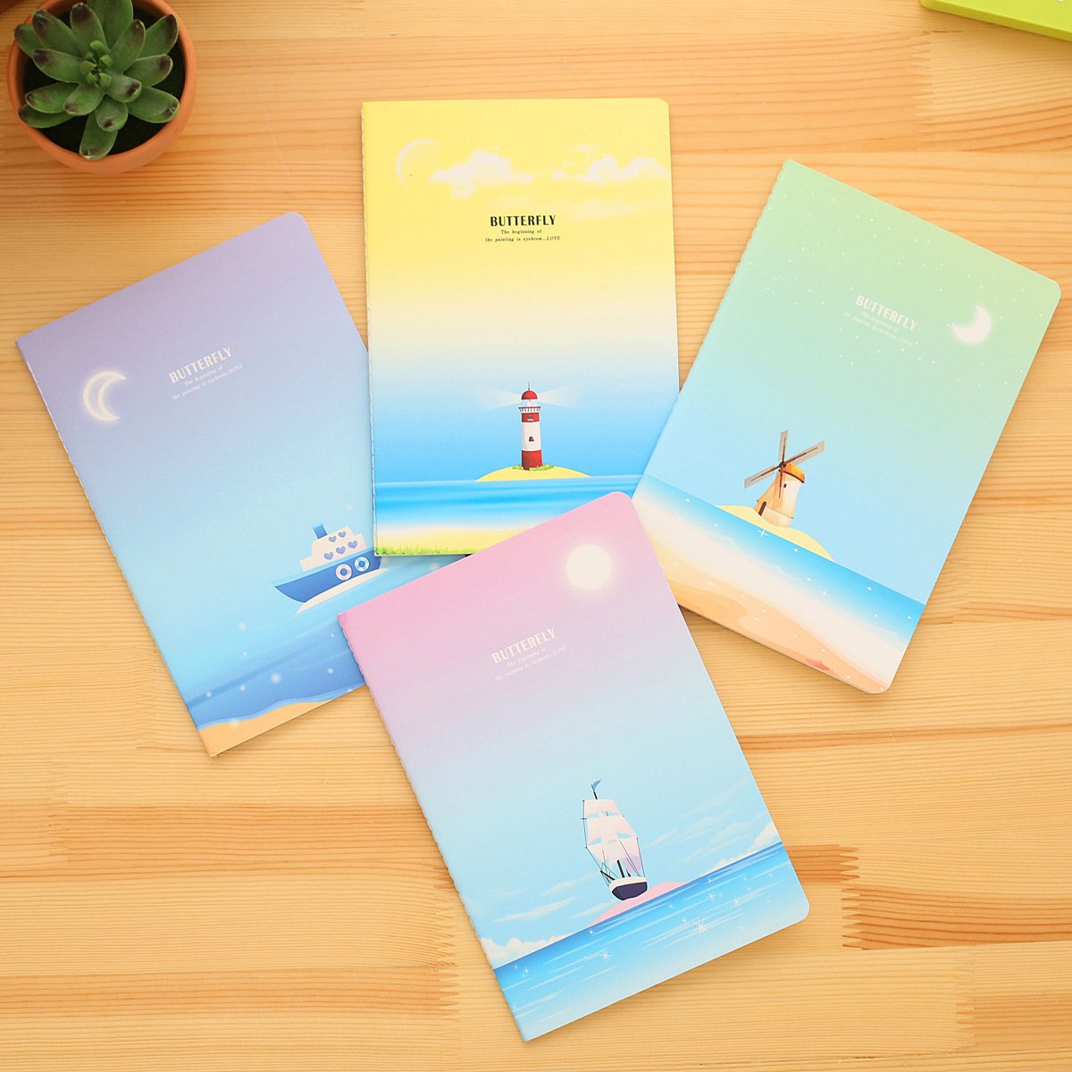 A5 novelty cute lovely stiching notebook student notebook paper notebook<br><br>Aliexpress