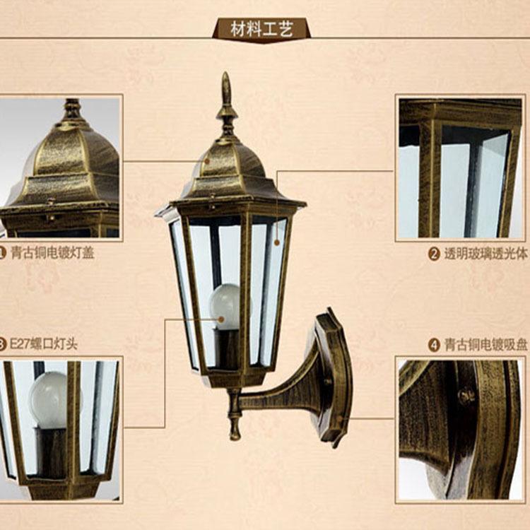 Moderne ext rieure applique promotion achetez des moderne for Lampe exterieur moderne