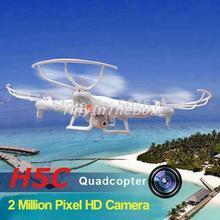 2015 JJRC H5C 4-CH 360 Flips 2.4GHz RC Quadcopter with CF Headless Mode 6-Axis Gyro 2MP FPV Camera RTF