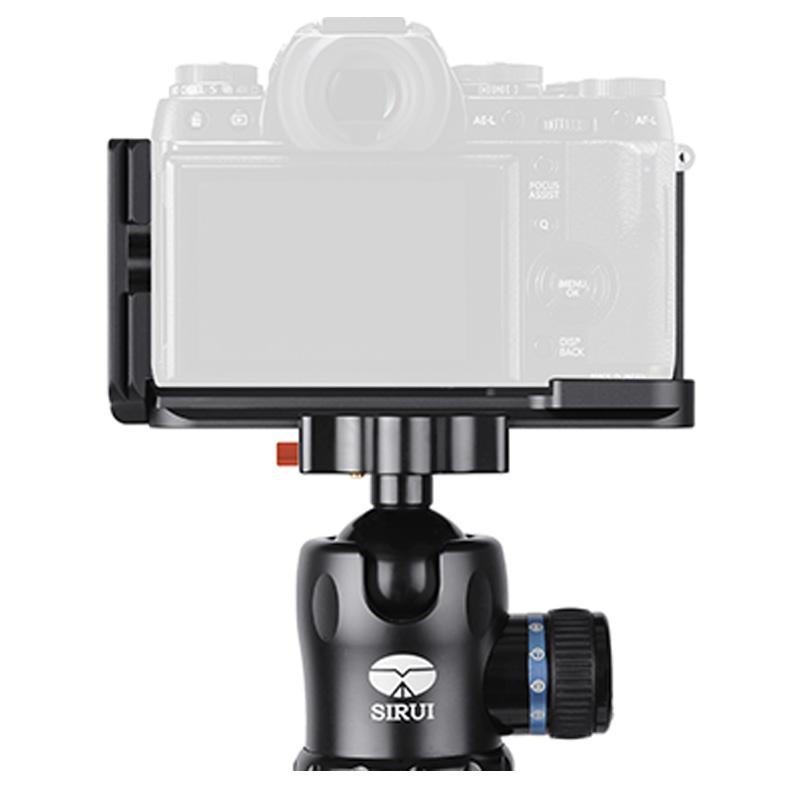 Фотография Sirui Professional Camera Manfrotto Tripod Plate For Fuji XT1 QR Plate Aluminum Quick Release Camera Tripod Monopod TY-XT1L