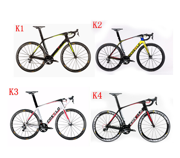 2015 Popular color !COSTELO 795 road bicycle frame 2015 COSTELO carbon bike frame, 795 road racing bicyclke frame,size XS/S/M(China (Mainland))