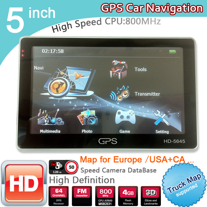 carte usa gps navman