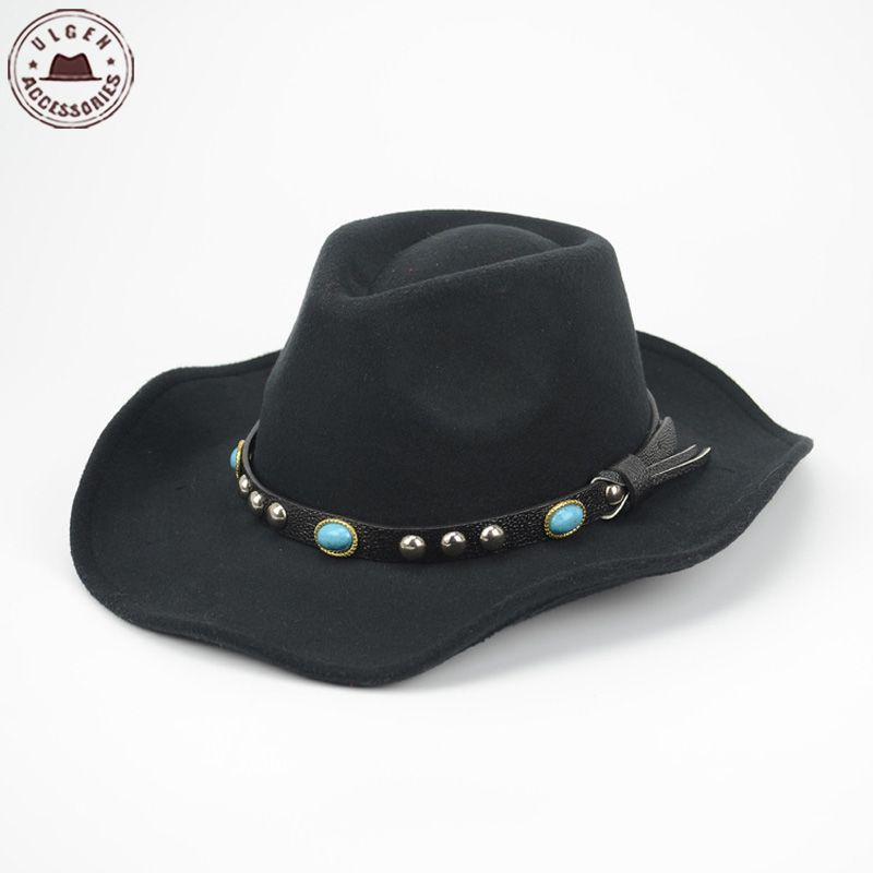 how to make a cowboy hat band