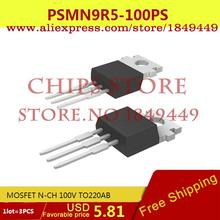 Integrated Circuits Types PSMN9R5-100PS,127 MOSFET N-CH 100V TO220AB PSMN9R5-100PS PSMN9 9R - Chips Store store