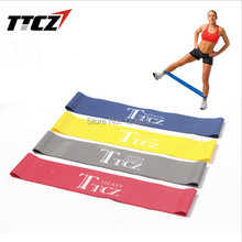 4PCS/Lot Tension Resistance Band Exercise Loop Crossfit Strength Weight Training Fitness Exercise Yoga Band