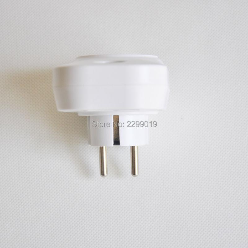 image for Wifi Smart Power Socket Plug EU US Timer Switch,wireless Remote Contro