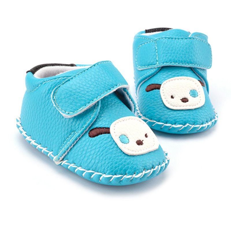 Toddler Prewalker Shoe Simple Baby Shoes First Walker Baby Shoes White Blue Baby Girl Shoes(China (Mainland))