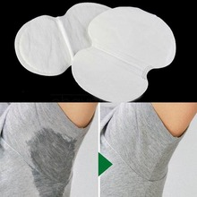 12PCS Disposable Absorbing Underarm Sweat Guard Pads Deodorant Armpit Sheet Dress Clothing Shield Sweat Perspiration Pads que(China (Mainland))