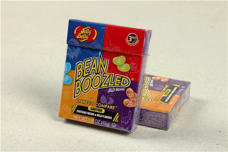 1box Crazy Sugar Magic Beans Harry Potter beans Boozled Free shiping