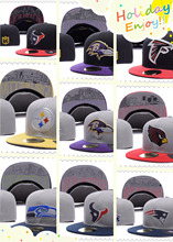 Free shipping! Wholesale 2015 Hot Sale American football sports team fitted hats baseball caps, choose size and leave ID number(China (Mainland))